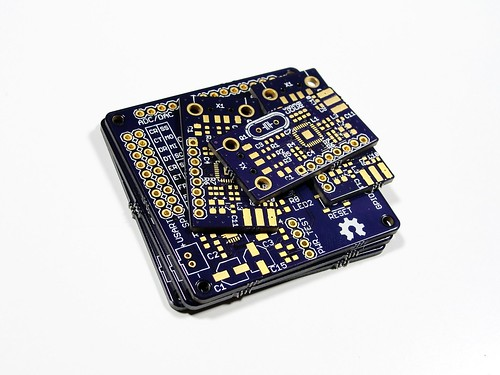 tinyCopter PCBs