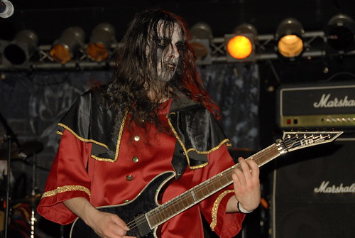 Daniele Cagnotto of Mortuary Drape