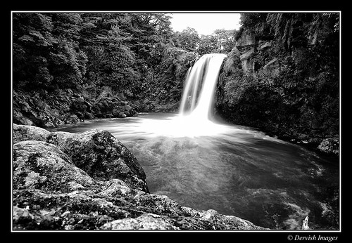 Tawhai Falls, New Zealand by Dervish Images