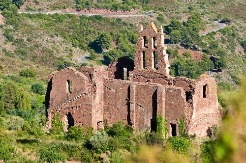 Monasterio antiguo (desierto de las palmas)
