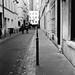 Paris in B/W -