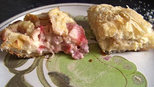 Cheesecake Rolls