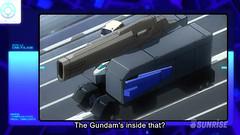 Gundam AGE 3 Episode 29 Grandpa's Gundam Youtube Gundam PH 0033
