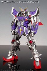 MG Knight Gundam Full Armor Mode Resin Conversion Kit (16)