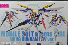 Armor Girls Project MS Girl Wing Gundam (EW Version) Review Unboxing (5)