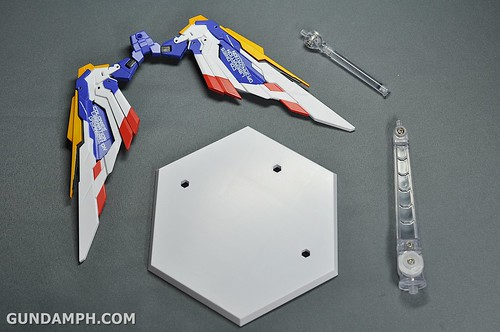 Armor Girls Project MS Girl Wing Gundam (EW Version) Review Unboxing (53)