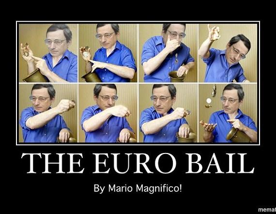 THE EURO BAIL