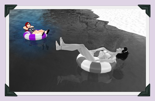 floating e