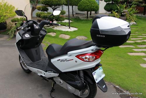 SYM RV180 Euro Efi