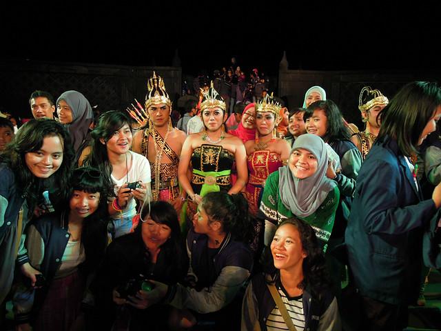 Ramayana Ballet performance - Prambanan