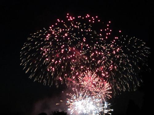 Vietnam's Fireworks