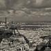 Parigi dall'alto