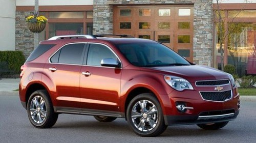 Chevrolet Equinox: Todoterreno Urbana y Familiar