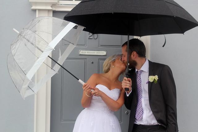 Saturday: Arthur and Aly's wedding