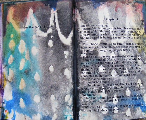 Journal page background #2
