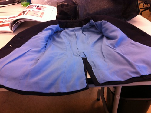 Lining of Tailor Jacket