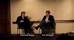 Conrad Riggs & Ira Kurgan