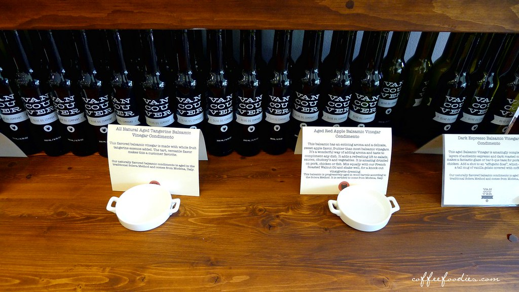 Vancouver OLIVE OIL company - tasting room  00008