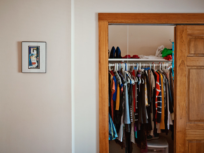 apartment tour - bedroom - jamaica plain boston 5