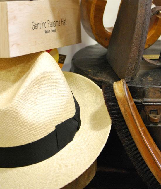 Doblar un Sombrero Panamá – I  1345c27e5c3