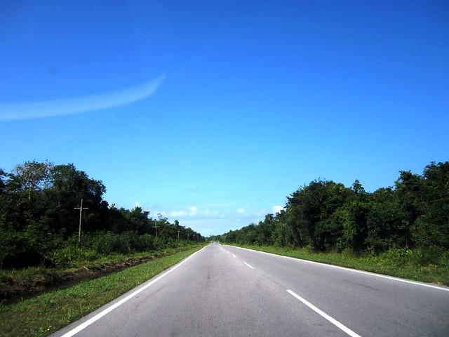 Road to Bintangor