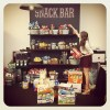 The @Fueled snack bar is second to none....