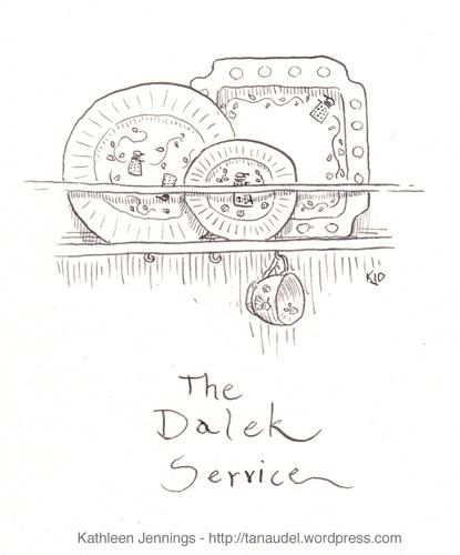 The Dalek Service