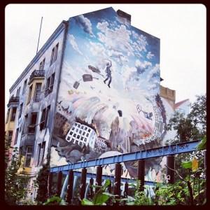Living in Berlin Kreuzberg