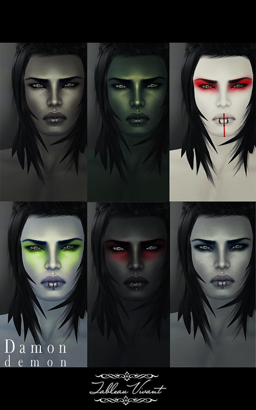 ~Tableau Vivant~ Damon-demonAD