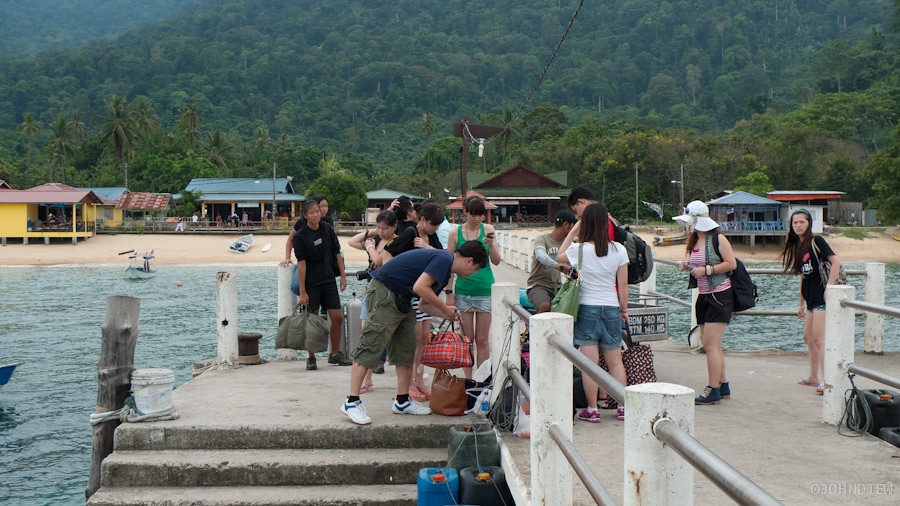 Paya Beach Tioman - 37