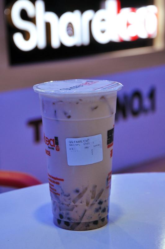 QQ Happy Family Milk Tea