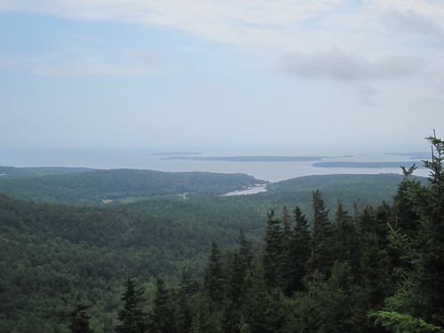 Hike in Acadia National Park