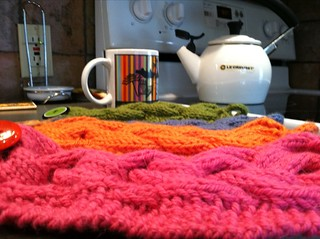 Cup Cozies For My Tea