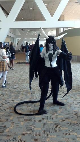 Awesome Demon Costume at Otakon 2012