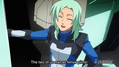 Gundam AGE 4 FX Episode 42 Girard Spriggan Youtube Gundam PH (57)