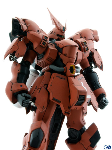 GOGO Studio Reckless 1-144 Version Sazabi Prototpe Pictures (28)