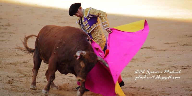 ▌Spain ▌ 馬德里看鬥牛!