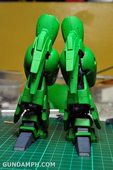 1-100 Kshatriya Neograde Version Colored Cast Resin Kit Straight Build Review (60)