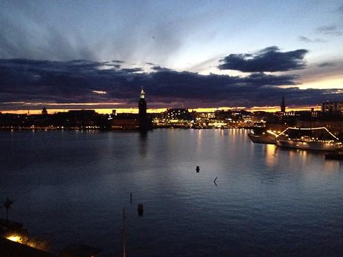Midnight in Stockholm