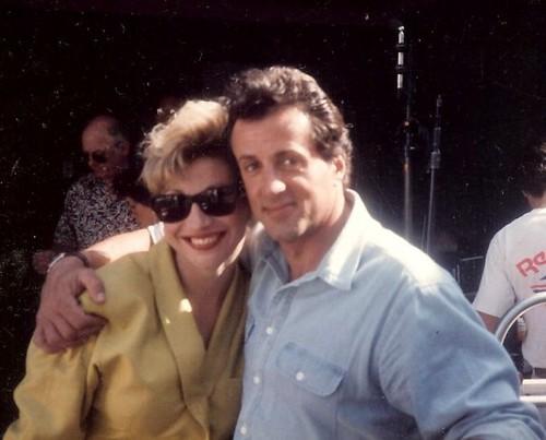 Sylvester Stallone's Son Sage Stallone Found Dead - Cheryl Shuman TMZ by CherylShumanInc