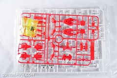 HG 00 Gundam Seven SwordG Inspection Color (C3xHobby Exclusive 2010) Unboxing Photos (9)