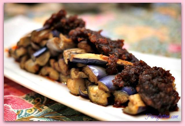 aubergine w sambal