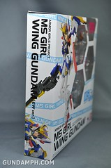 Armor Girls Project MS Girl Wing Gundam (EW Version) Review Unboxing (2)