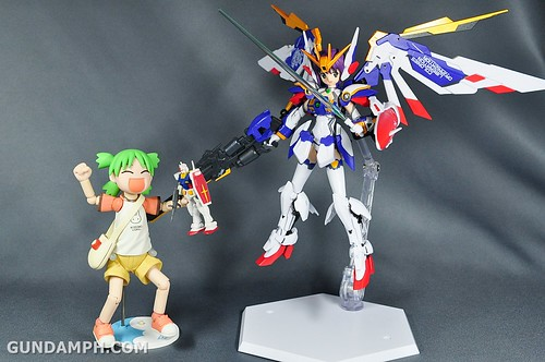 Armor Girls Project MS Girl Wing Gundam (EW Version) Review Unboxing (108)
