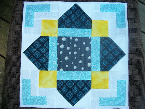 for Lynne - Quilt Around the World II