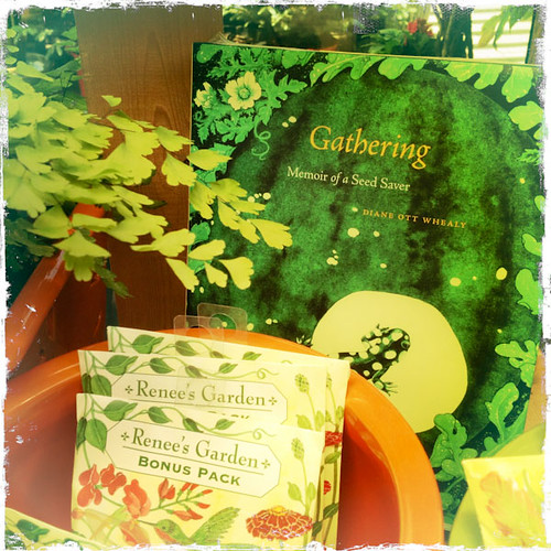 Gardening Display at NYBG