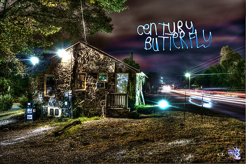 Century Butterfly by GraffitiLight