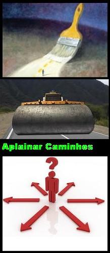AplainarCaminhos