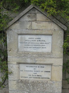 William Smith Plaque