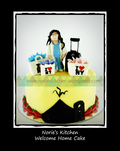 Norie's Kitchen - Bicol Welcome Home Cake by Norie's Kitchen